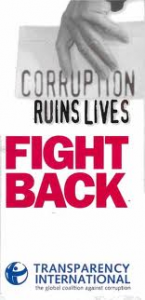 corruption ruins lives